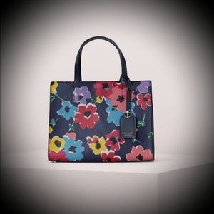 KATE SPADE Sam Wildflower Bouquet Medium Satchel